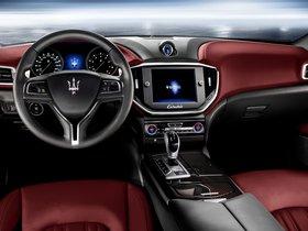 Ver foto 7 de Maserati Ghibli 2013