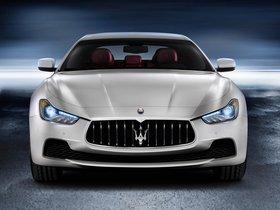 Ver foto 8 de Maserati Ghibli 2013