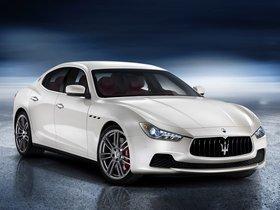 Ver foto 2 de Maserati Ghibli 2013
