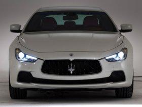 Ver foto 1 de Maserati Ghibli 2013
