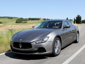 Ver foto 39 de Maserati Ghibli 2013