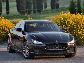 Ver foto 32 de Maserati Ghibli 2013