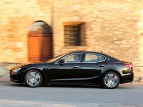 Ver foto 27 de Maserati Ghibli 2013