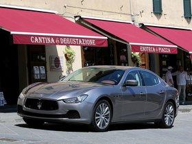 Ver foto 47 de Maserati Ghibli 2013