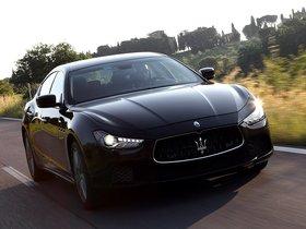 Ver foto 20 de Maserati Ghibli 2013