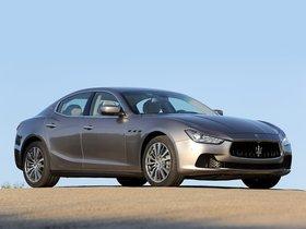 Ver foto 44 de Maserati Ghibli 2013