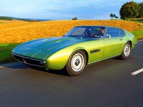 Ver foto 15 de Maserati Ghibli AM115 1967