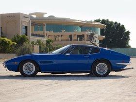 Ver foto 14 de Maserati Ghibli AM115 1967