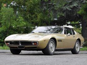 Ver foto 11 de Maserati Ghibli AM115 1967