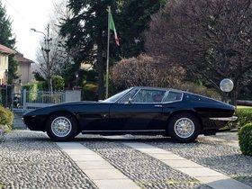 Ver foto 8 de Maserati Ghibli AM115 1967