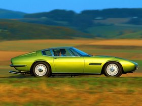 Ver foto 5 de Maserati Ghibli AM115 1967