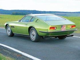 Ver foto 4 de Maserati Ghibli AM115 1967