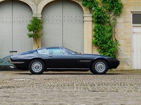 Ver foto 2 de Maserati Ghibli AM115 1967