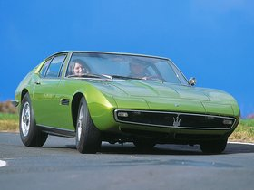Fotos de Maserati Ghibli AM115 1967