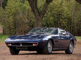 Ver foto 22 de Maserati Ghibli AM115 1967