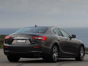 Ver foto 4 de Maserati Ghibli Australia 2014