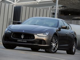 Ver foto 3 de Maserati Ghibli Australia 2014