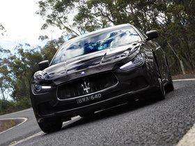 Ver foto 2 de Maserati Ghibli Australia 2014