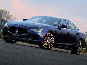 Ver foto 11 de Maserati Ghibli Australia 2014