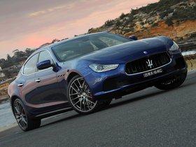 Ver foto 10 de Maserati Ghibli Australia 2014