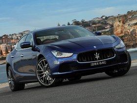 Ver foto 9 de Maserati Ghibli Australia 2014