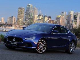 Ver foto 8 de Maserati Ghibli Australia 2014