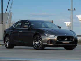 Ver foto 7 de Maserati Ghibli Australia 2014