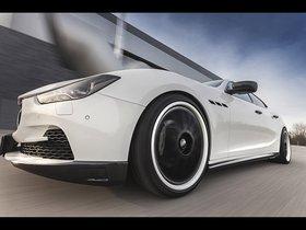 Ver foto 9 de Maserati Ghibli EVO GS Exclusive 2015