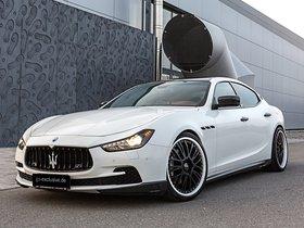 Ver foto 8 de Maserati Ghibli EVO GS Exclusive 2015