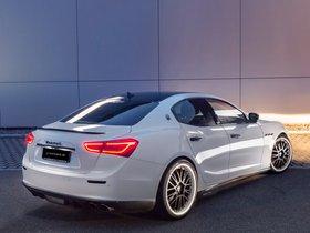 Ver foto 7 de Maserati Ghibli EVO GS Exclusive 2015