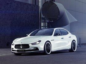 Ver foto 5 de Maserati Ghibli EVO GS Exclusive 2015