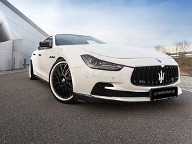 Fotos de Maserati Ghibli EVO GS Exclusive 2015