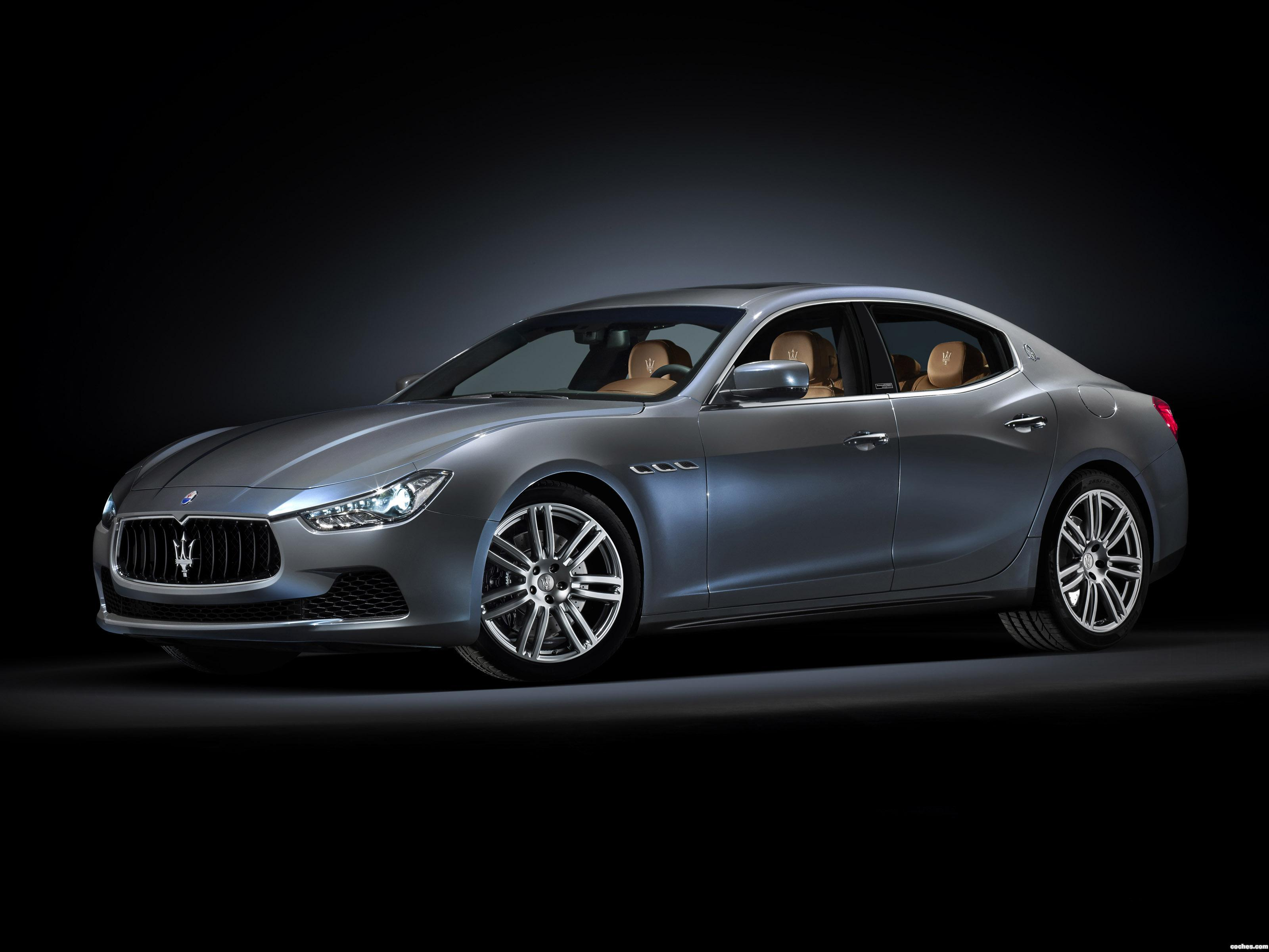 Foto 0 de Maserati Ghibli Ermenegildo Zegna Concept 2014