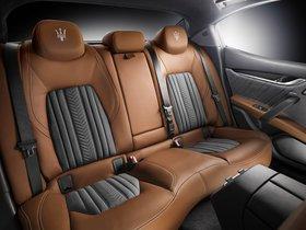 Ver foto 6 de Maserati Ghibli Ermenegildo Zegna Concept 2014