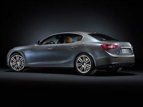 Ver foto 3 de Maserati Ghibli Ermenegildo Zegna Concept 2014