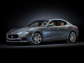 Ver foto 1 de Maserati Ghibli Ermenegildo Zegna Concept 2014