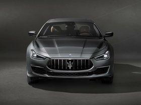 Fotos de Maserati Ghibli Granlusso 2017