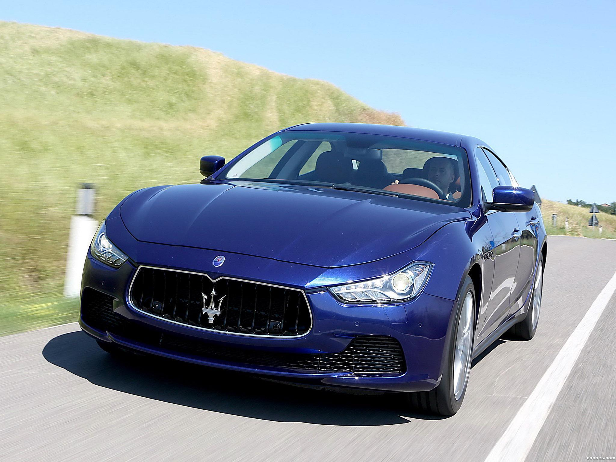 Foto 0 de Maserati Ghibli Q4 2013