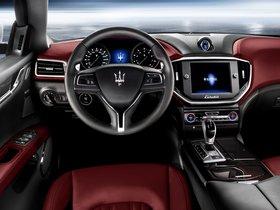 Ver foto 35 de Maserati Ghibli Q4 2013