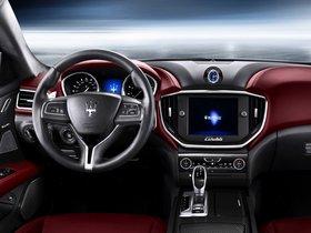 Ver foto 25 de Maserati Ghibli Q4 2013