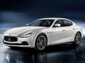 Ver foto 17 de Maserati Ghibli Q4 2013