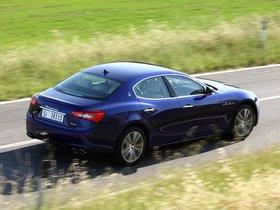 Ver foto 16 de Maserati Ghibli Q4 2013