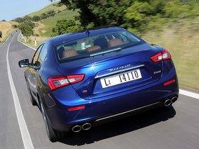 Ver foto 10 de Maserati Ghibli Q4 2013