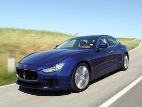 Ver foto 9 de Maserati Ghibli Q4 2013