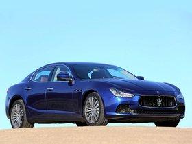 Ver foto 6 de Maserati Ghibli Q4 2013