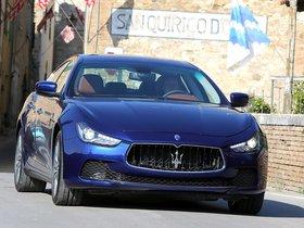 Ver foto 5 de Maserati Ghibli Q4 2013