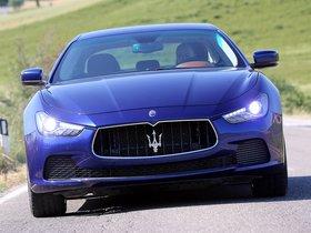 Ver foto 4 de Maserati Ghibli Q4 2013