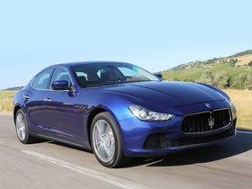 Ver foto 3 de Maserati Ghibli Q4 2013