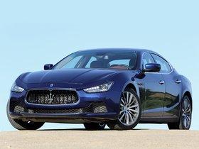 Ver foto 2 de Maserati Ghibli Q4 2013