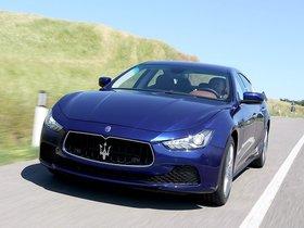 Ver foto 1 de Maserati Ghibli Q4 2013